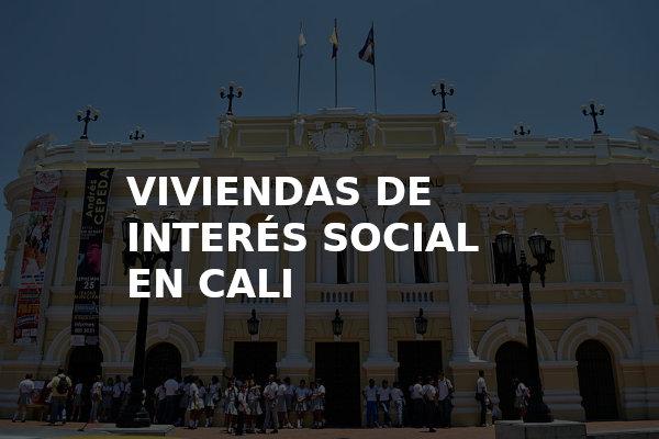 Viviendas de interes social en cali