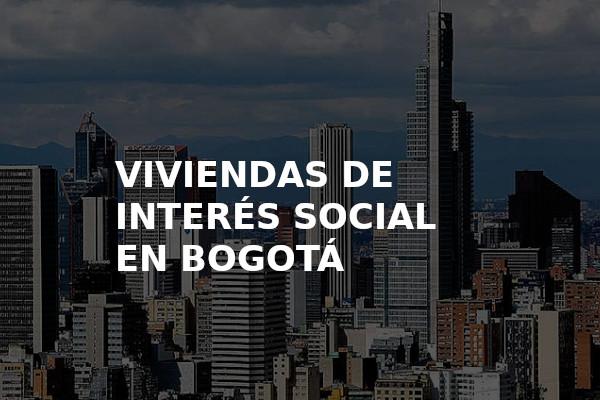proyectos de Viviendas de interes social en bogota