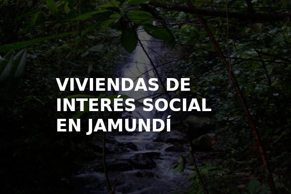 viviendas de interes social en jamundi reserva natural bonanza