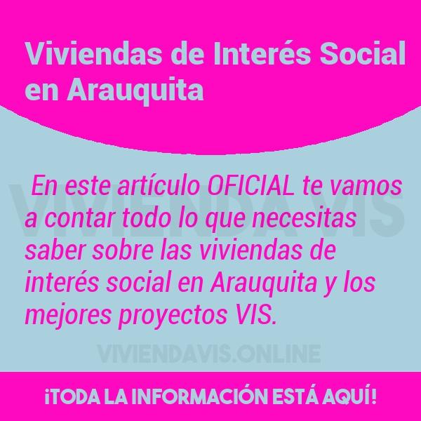Viviendas de Interés Social en Arauquita