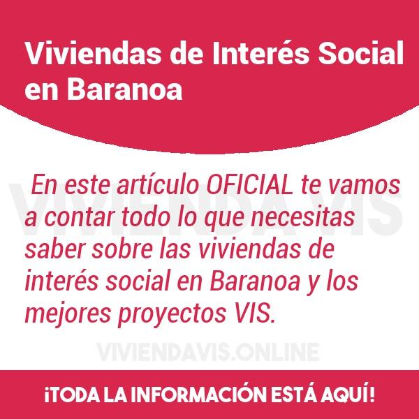 Viviendas de Interés Social en Baranoa