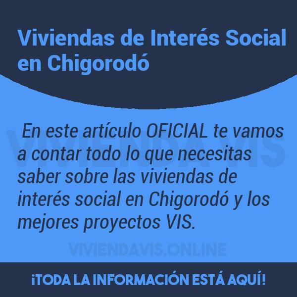 Viviendas de Interés Social en Chigorodó