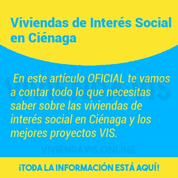 Viviendas de Interés Social en Ciénaga