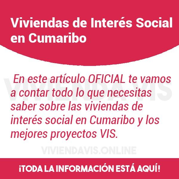 Viviendas de Interés Social en Cumaribo
