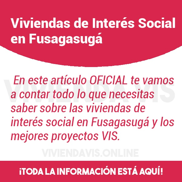 Viviendas de Interés Social en Fusagasugá