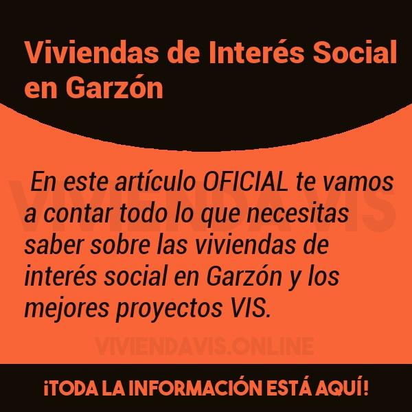 Viviendas de Interés Social en Garzón