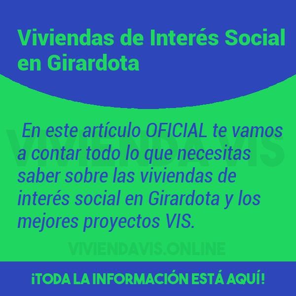 Viviendas de Interés Social en Girardota
