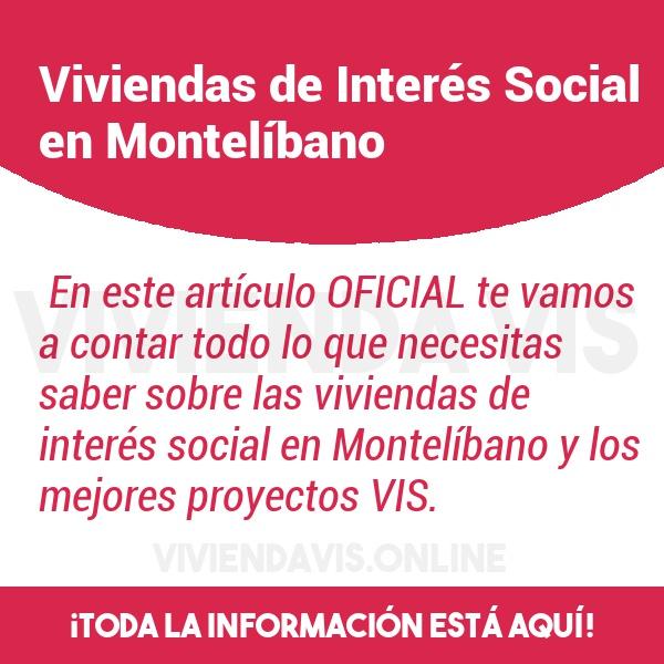 Viviendas de Interés Social en Montelíbano