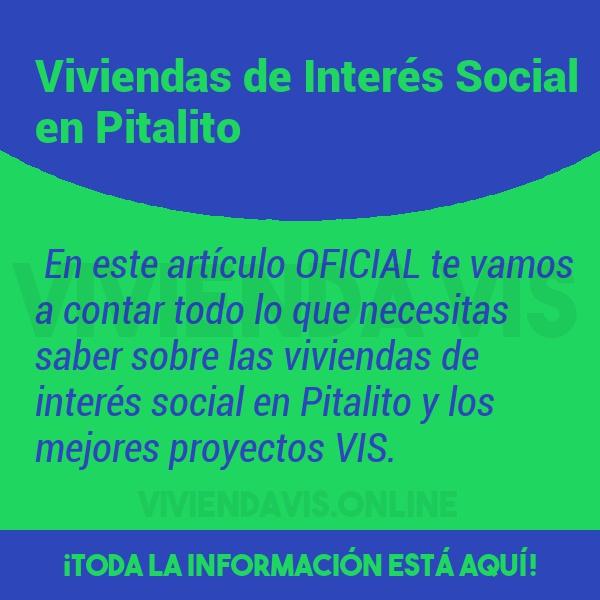 Viviendas de Interés Social en Pitalito