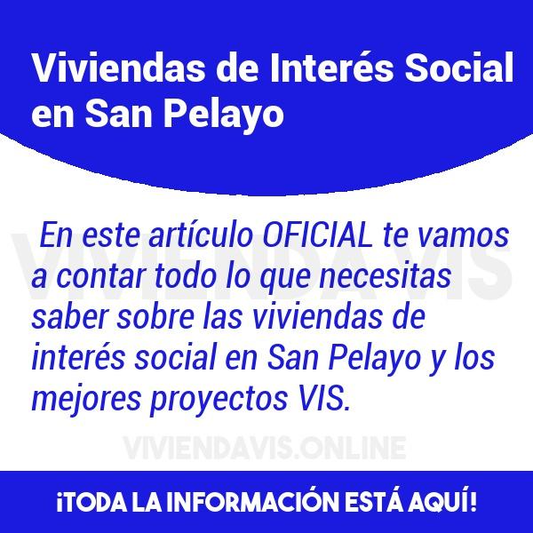 Viviendas de Interés Social en San Pelayo