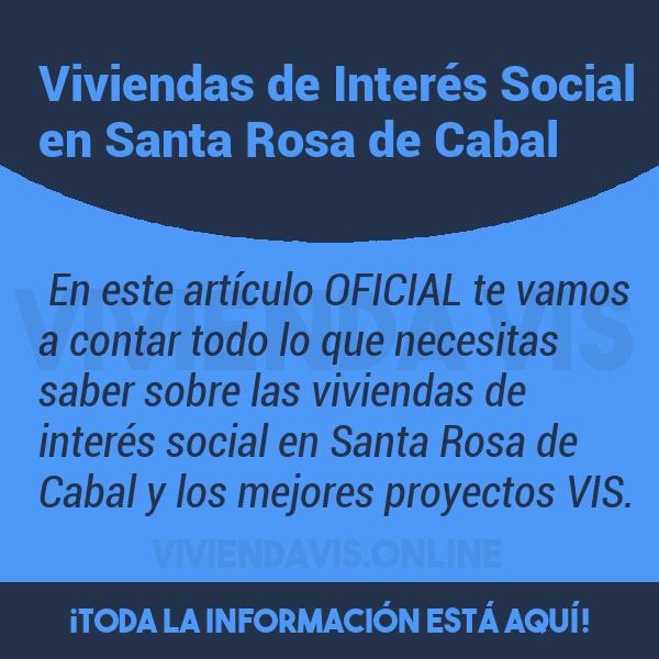 Viviendas de Interés Social en Santa Rosa de Cabal