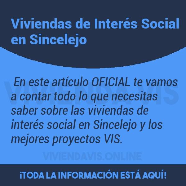Viviendas de Interés Social en Sincelejo